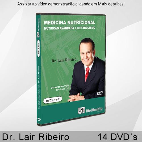dvd lair ribeiro